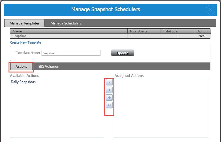Schedule Consistent EBS Snapshot