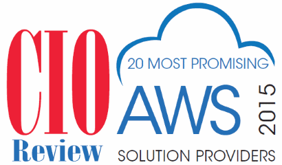 20 most Promising AWS Solution Providers